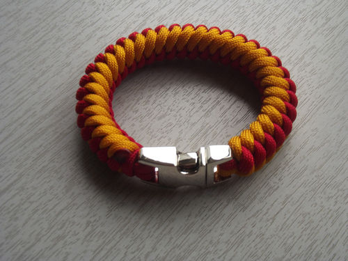 PARACORD RED YELLOW