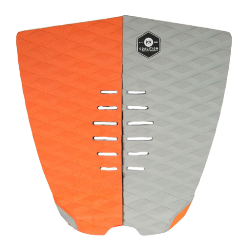 Koalition pad orange/silv.