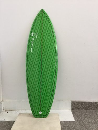"5.4 x 19 1/4"" x 2 1/4"" riversurf /shortboard vector net kevlar carbon"