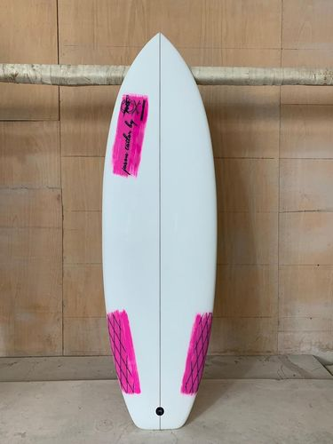 "5.0 x 19 "" x 2.18 "" Riverboard /Wavepool  REDUCED !!!"