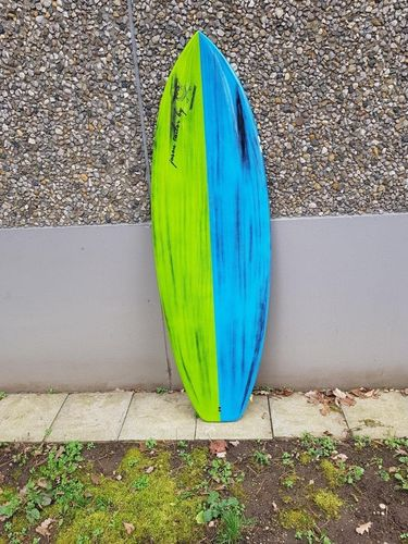 "5.5 x 19"" 3/4 x 2"" 1/8 Shortboard/Riverboard REDUCED !! EINZELSTÜCK !!"