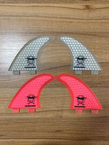 Twin Set G5 - honeycomb (2 pcs.) superlight !