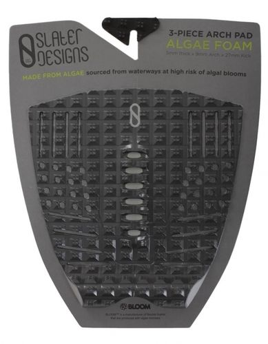 +61 Kelly Slater Design tailpad black/grey