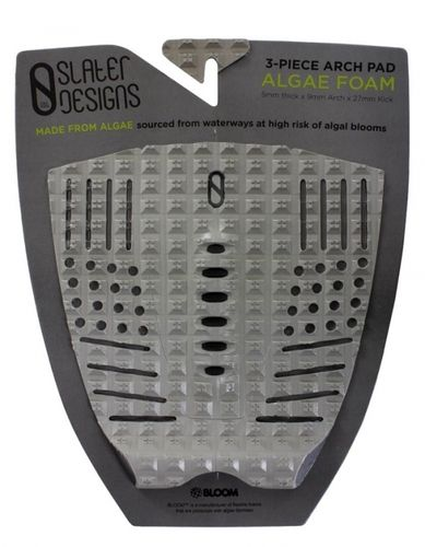 +61 Kelly Slater Design tailpad grey/ black