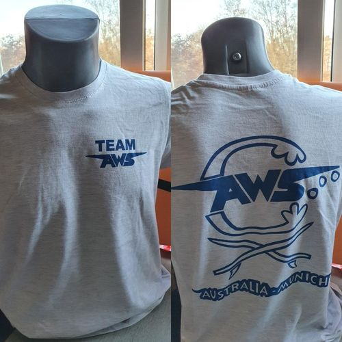 T -. SHIRT TEAM AWS
