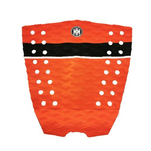 Koalition tail pad orange/red